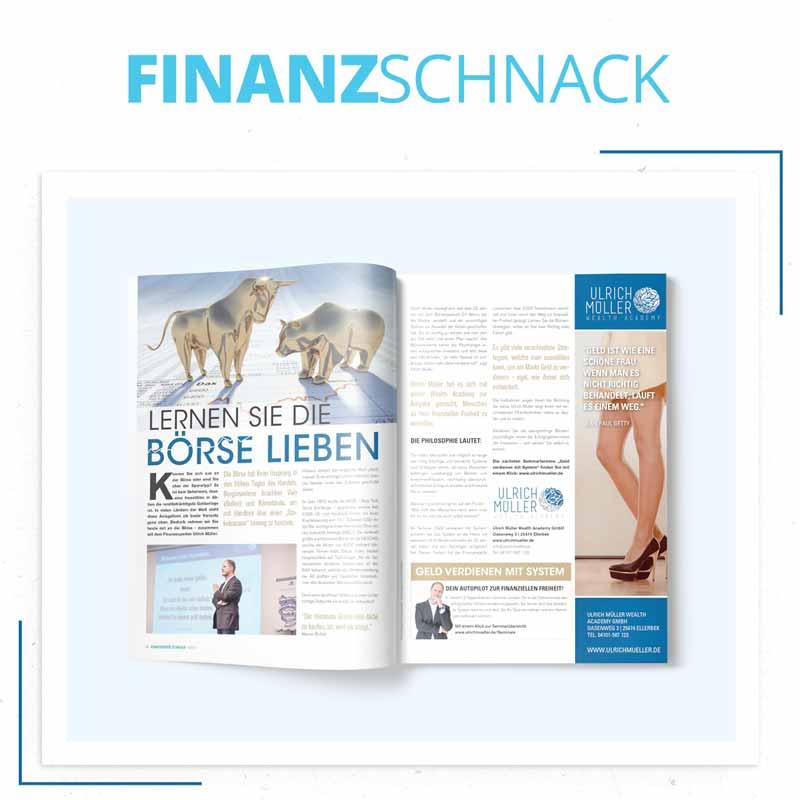 Finanzschnack - lernen Sie die Börse lieben